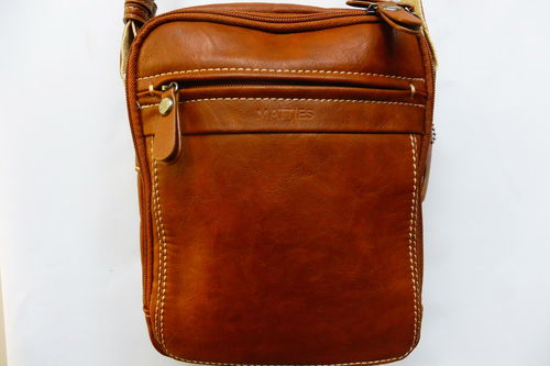 BOLSO MARRON MATTIES CABALLERO